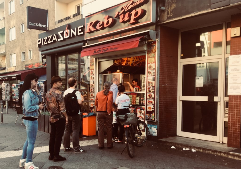 Döner Keb'up House Maaßenstraße