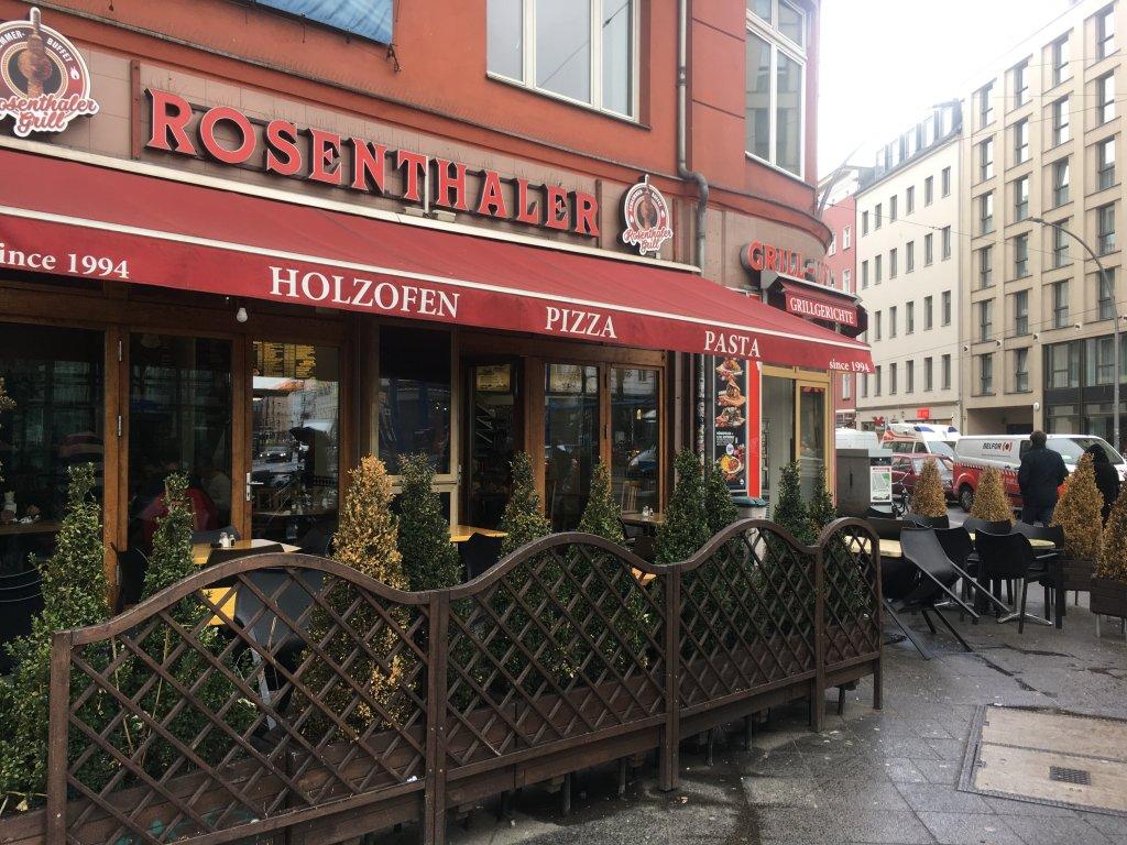 Rosenthaler Grill