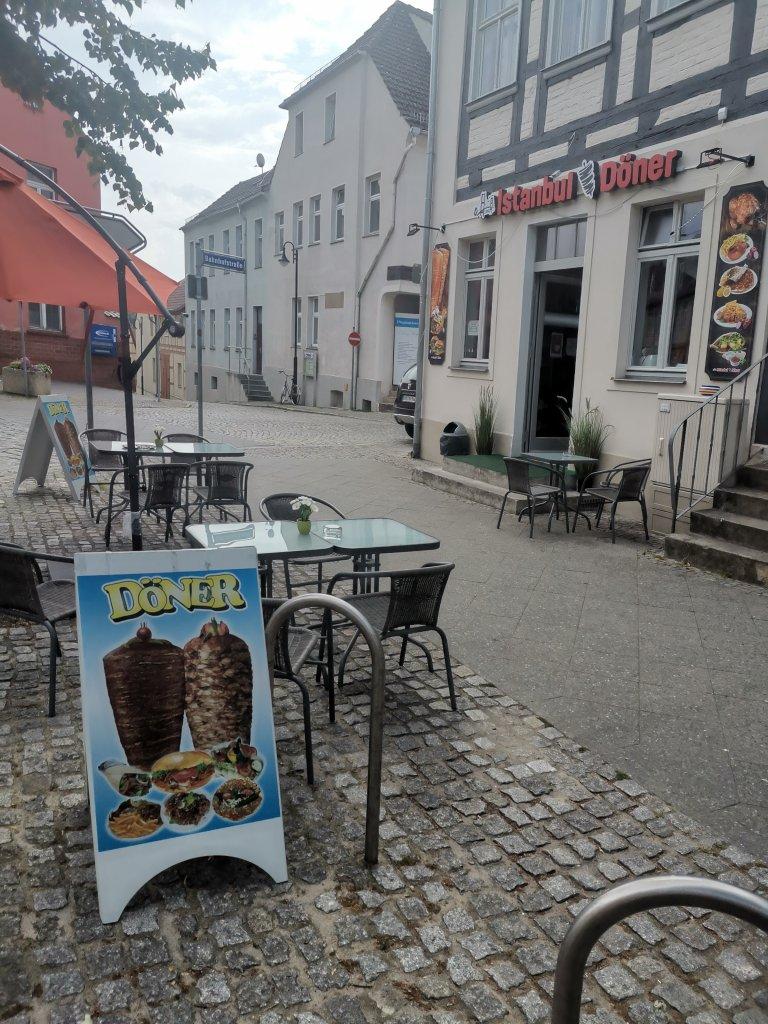 Fürstenberg an der Bundesstraße